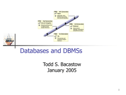 IST210: Data Models and DBMS