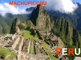 Machupicchu SI fue elegida una de las 07 Maravillas del