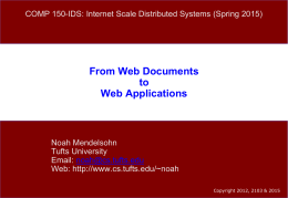 Naming System Design Tradeoffs