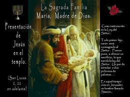 Sagrada Familia, Maria Madre de Dios
