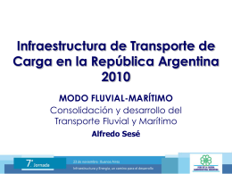 Diapositiva 1 - Foro de la Cadena Agroindustrial Argentina