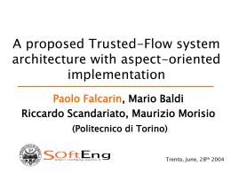 trustedflow