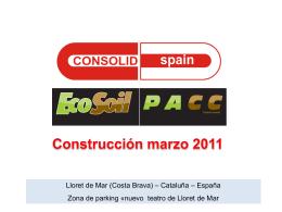 Diapositiva 1 - Consolidspain