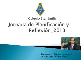 PLANIFICACIONES 2011
