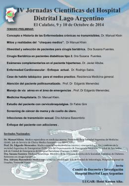 poster jornadas hos 12 - congresos