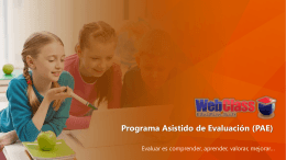 Quality Evaluation - Home - Webclass Education Suite