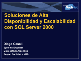 An Introduction To SQL Server High Availability