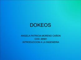 DOKEOS - angelamorenoinccaingenieria2s jimdo page!