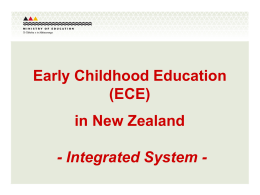 ECE integrated system