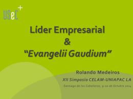 Evangelii Gaudium y Empresa