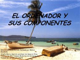 L'ORDINADOR I ELS SEUS COMPONENTS