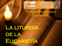 Diapositiva 1 - Fraternidad de Familias Invencibles de RCC