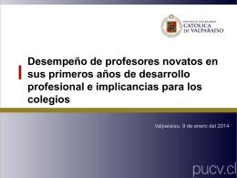 Diapositiva 1 - Aula Virtual PUCV