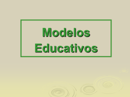 Modelos Educativos - Facultad de Medicina Veterinaria y