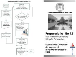 Diapositiva 1 - Preparatoria 12