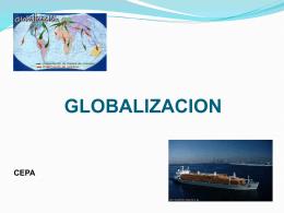 GLOBALIZACION DE LA ECONOMIA