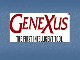 GENEXUS