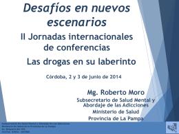 SUBSECRETARIA DE ABORDAJE DE LAS ADICCIONES