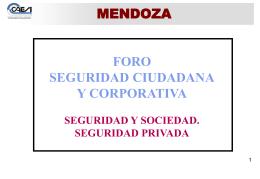 Conferencia Internacional de Seguridad BOLIVIA