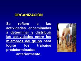 Como estructurar Organizaciones adaptables y Sensibles