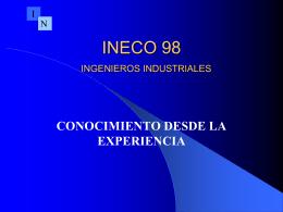 INECO 98