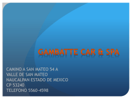 Gambatte Car & Spa