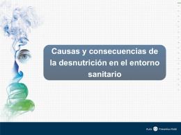 Diapositiva 1 - Programa extrahospitalario on-line