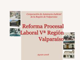 BASES DE LA REFORMA PROCESAL LABORAL