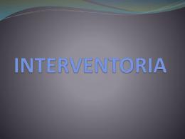 FUNCIONES ADMINISTRATIVAS DEL INTERVENTOR