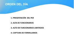 Antecedentes y fundamento - Colegio de Bachilleres del