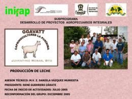 APOYOS OBTENIDOS DE ALIANZA PARA EL CAMPO