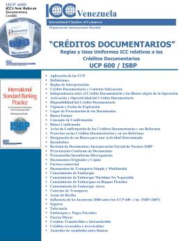 Diapositiva 1 - ICC VENEZUELA