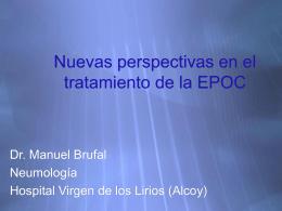 Nuevas perspectivas en el tratamiento de la EPOC