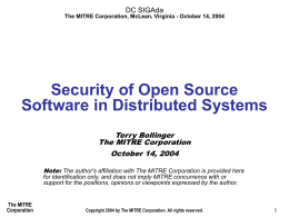 The Role of Open Source Software in Global Software …