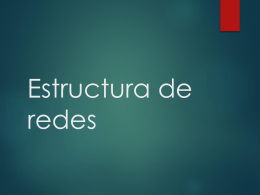 Estructura de redes - networkingsignora [licensed for non