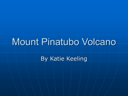 Mount Pinatubo Volcano - Staffordshire Learning Net