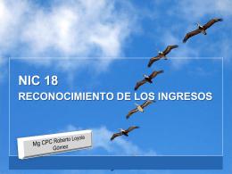 Main presentation title - INICIO