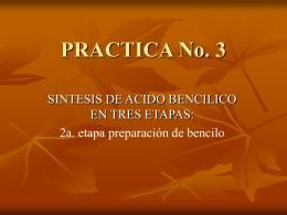 PRACTICA No. 3