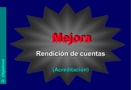 METODOLOGIA DEL PLAN NACIONAL DE EVALUACION …