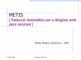 METIS II