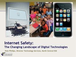 Keeping Kids Safe: The Changing Landscape of Digital