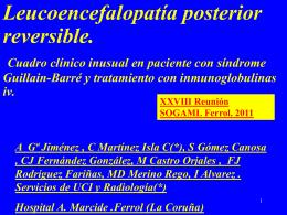 SHOCK - MEIGA (Medicina Interna de Galicia)