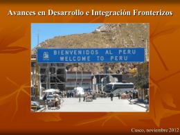 5.AvancesDesarrollo-integracionFronterizos-Sr.Javier