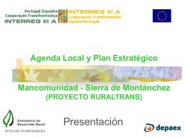 Agendas Locales 21 en Almendralejo, Llerena y Valverde …