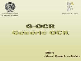 G-OCR