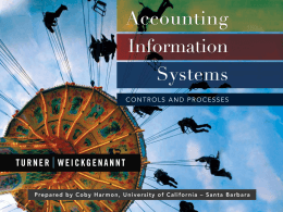 Financial Accounting and Accounting Standards