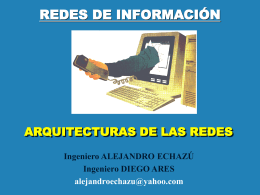 SISTEMAS DE COMUNICACIONES PARA REDES DE AREA …