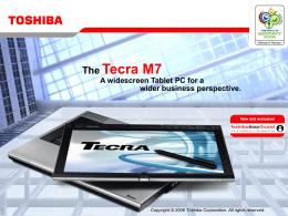 Tecra M7
