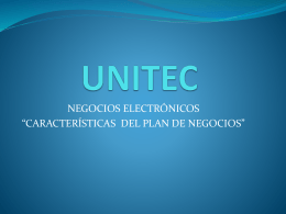 UNITEC - negociosebusiness