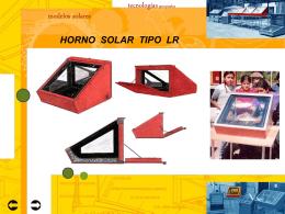Diapositiva 1 - Hornos Solares CHILE